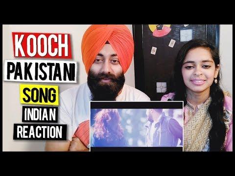 Indian Reaction on Pakistani Song Kooch | Nabeel Shaukat Ali | PunjabiReel TV
