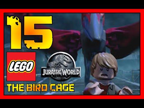 Lego Jurassic World Gameplay Ita 15 La Gabbia Per Uccelli Youtube