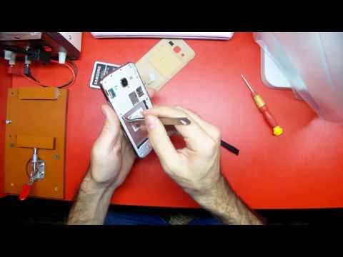 Как разобрать телефон самсунг j2