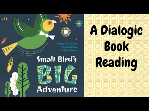 Small Bird's Big Adventure. Read By Emma Fisher
