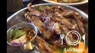 #กินวันยังค่ำ ร้านอาหารไทยในLA @ Luv2eat  | Thai restaurant in LA