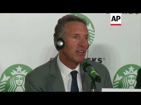 Starbucks Corp.'s Howard Schultz is stepping down as executive chairman