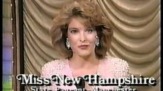 Miss America 1992- Parade of States