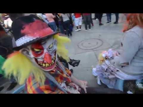 Crazy Clown Zombie