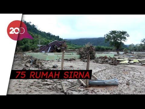 Misteri Hilangnya Desa Tapuwatu Disapu Banjir Konawe Utara