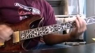 Bérurier Noir   Nuit Apache 2   Cover Guitare