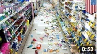 Tremblement de terre en Californie. Aucun morts n'a été signalé