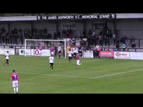 CTTV Highlights: Corby Town 1 - 2 ilkeston: