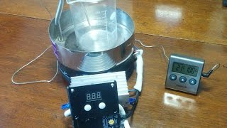 [HOW TO MAKE] A Magnetic Stirrer Hotplate
