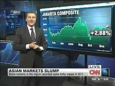 2011 Stock Market Wrap - Asia Pacific