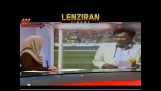 Iranian TV use Lenziran video in its program  after bluing its logo !(Chanel 3 of Iranian TV used a 2011 video of lenziran.com in one of its program aired on Wednesday 08 October , 2014 ., 2014-10-09T20:50:22.000Z)