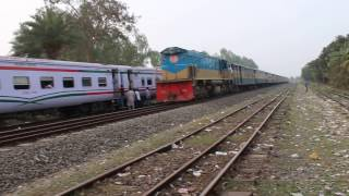 Tow king train Of west zone