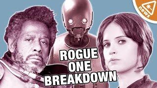 New Star Wars Rogue One Pictures Breakdown! (Nerdist News w/ Jessica Chobot)