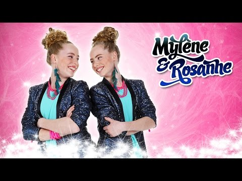 1000 Mooie Wensen - Mylène & Rosanne - Officiële Videoclip