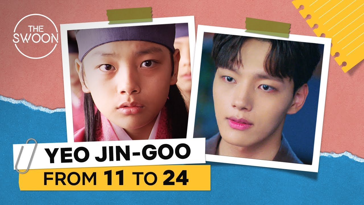 Nation's little brother to leading man: Yeo Jin-goo from 11 to 24 [ENG SUB]