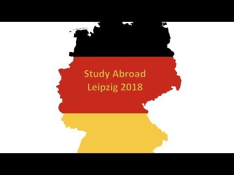 Study Abroad Leipzig 2018