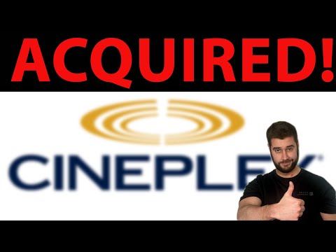Cineplex Purchased By Cineworld!
