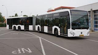 Mercedes CapaCity - High Capacity Bus