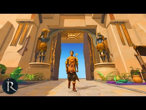 Menaphos Gameplay Trailer – RuneScape