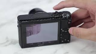 소니 블루투스 리모컨 ZV-1 A7C A7M3 A640…