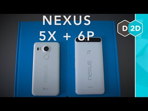 Nexus 5X and 6P Review - The Best Android Phone of 2015?