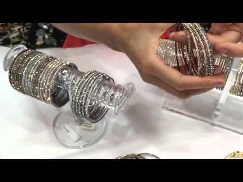 Austrian Crystal Bracelets: Schandra wholesale fashion Jewelry