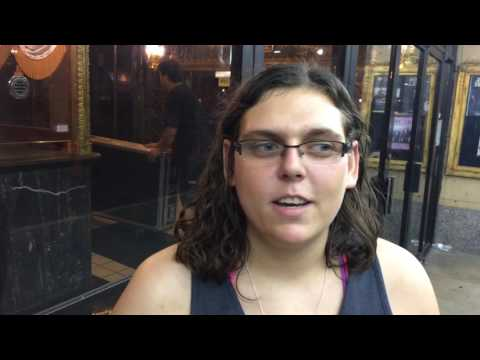 "Debra Period, 28, in Birmingham (Alabama): ""I probably won"