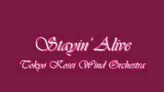 stayin alivetokyo kosei wind orchestra