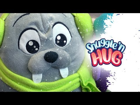 Cozy Up with Snuggle 'n Hug Plush from Snap Toys! | A Toy Insider Play by Play