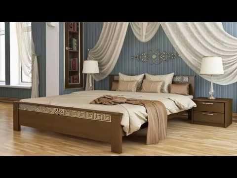 Деревяні ліжка букові