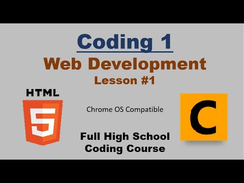 HTML - Web Development With Caret For Chrome OS Remote Learning