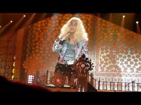 Cher SOS Newcastle Entertainment Centre Australian Tour 2018