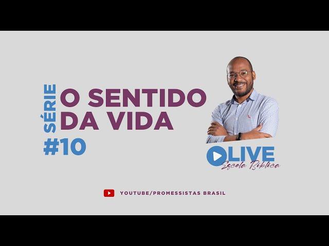 LB 335 O SENTIDO DA VIDA #10 NÃO SEJA UM TOLO