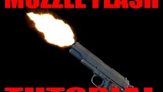 Muzzle Flash Tutorial: Windows Live Movie Maker