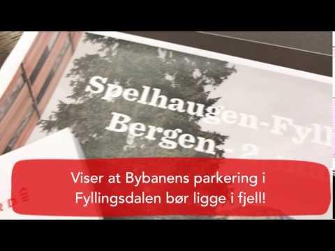 Høringsinnspill til Bergen kommune