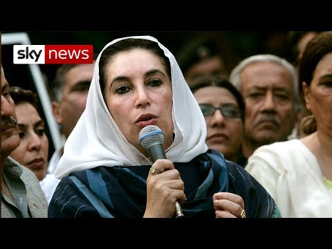 Camera Catches Bhutto's Final Moments