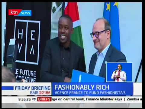 Agence France set to fund fashionistas