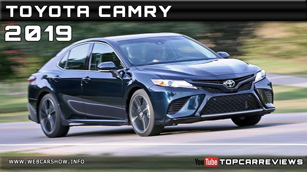 2019 Toyota Camry Review Rendered Price Specs Release Date Youtube