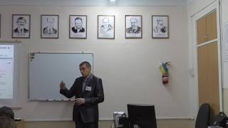 Урок інформатики Дмитра Кедруна - переможця