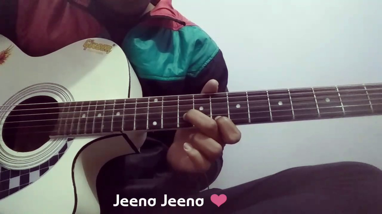 Jeena Jeena Guitar TABS/LEAD ( INSTRUMENTAL ) - solo by Hemant - YouTube