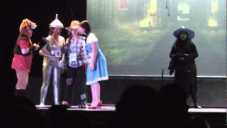Stagecoach Malta   PAA Exams   The Wizard of OZ   Scene 5