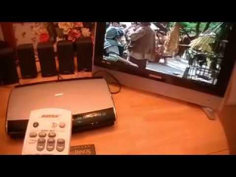 Bose Lifestyle AV28media center surround system