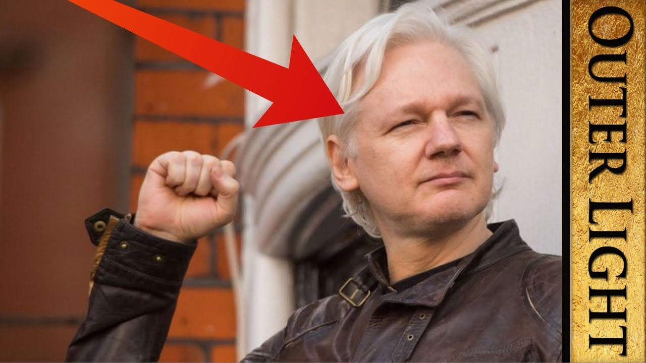 The Outer Light Julian Assange's birthday #Candles4Assange and other things