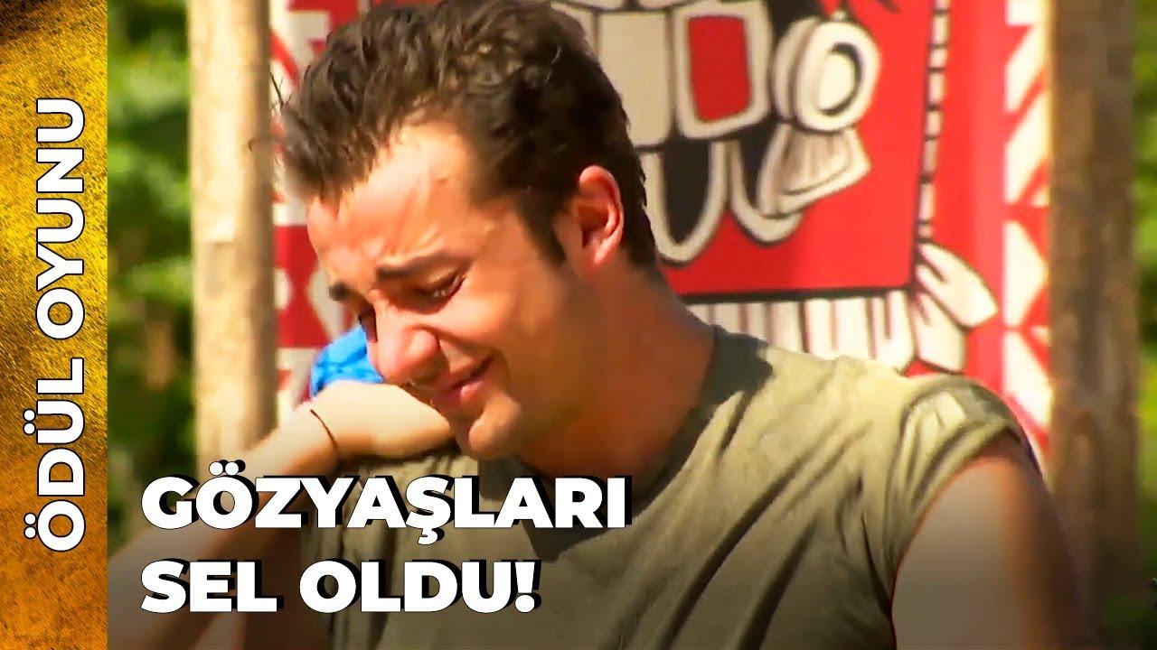 Ceyhun Yarışı Kazandı Türkiye'yi Ağlattı! | Survivor Ünlüler Gönüllüler