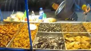 Pattaya Thailand Экзотическая кухня