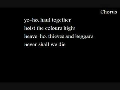Hoist the Colours (Cover) Full Song with Music