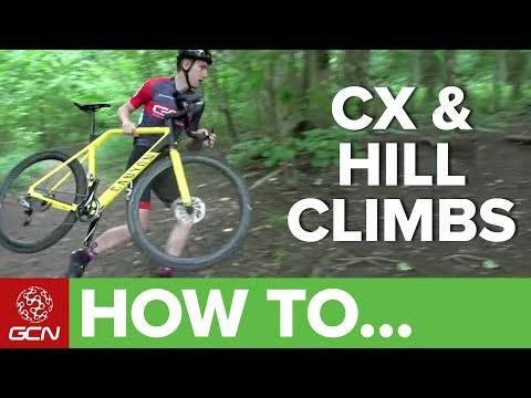 How To Convert Summer Fitness To Autumn Wins | Cyclocross And Hill Climbs
