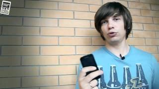 Смотреть видео Обзор защищенного телефона Motorolla Defy XT535