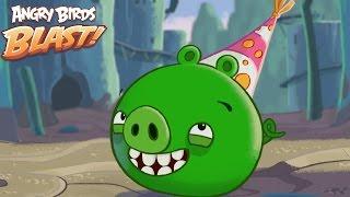 Angry Birds Blast - Rovio Entertainment Ltd Level 10-12
