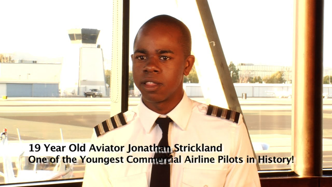 23fdebde72fc9 Young Commercial Airline Pilot Jonathan Strickland makes History by  filmmaker Keith O Derek (final)